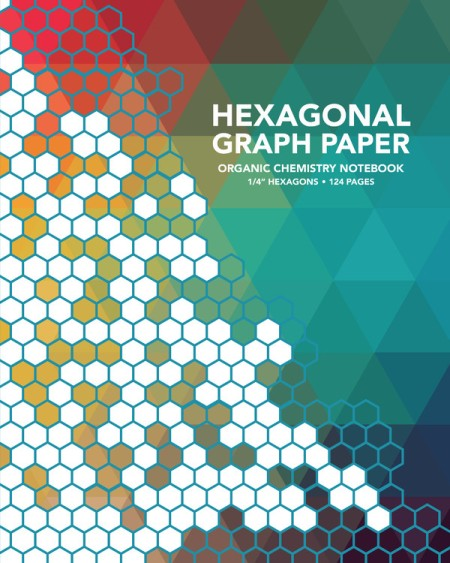Hexagonal Graph Paper By Little Brown Lab